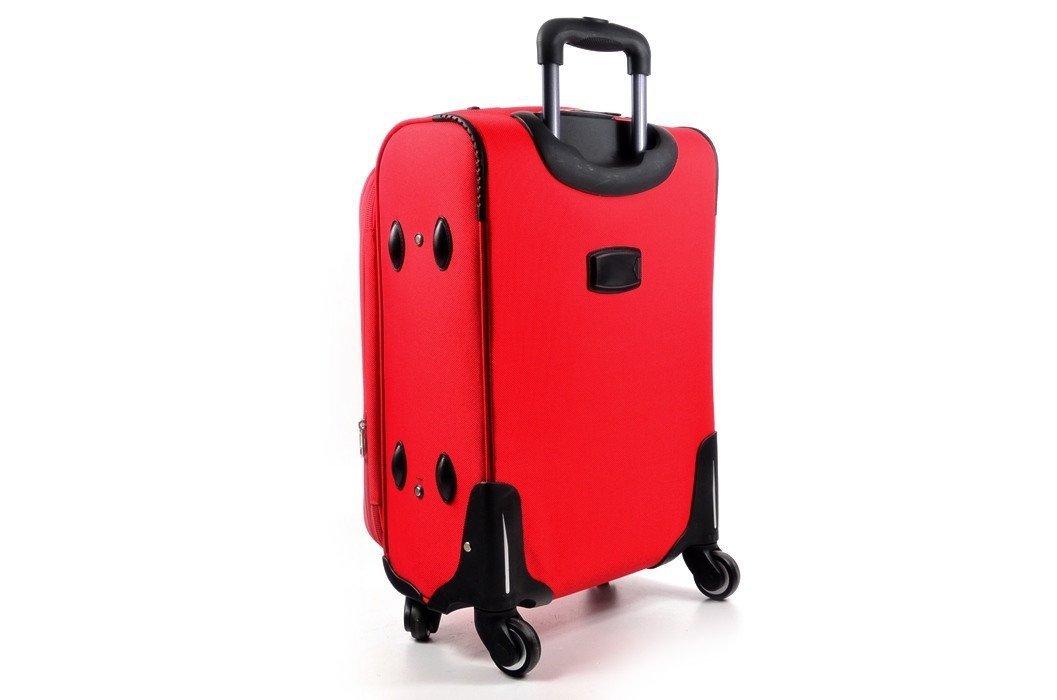 e29079bd03a77 Walizka ORMI czerwona MAŁA torba podróżna