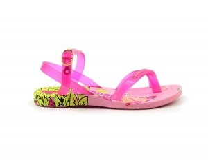 Sandałki IPANEMA 33 różowe kids 81930
