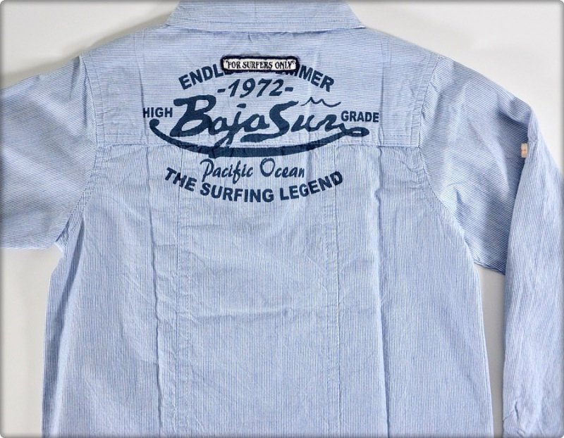 Blue Seven Koszula 110 długi rękaw niebieska WYPRZEDAŻ