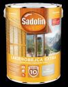 Sadolin Extra lakierobejca 5L BIAŁY SKANDYNAWSKI drewna