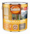 Sadolin Extra lakierobejca 2,5L POPIELATY drewna