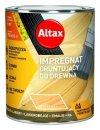 Penetrin Impregnat Grunt-ujący Drewna 0,75L Altax podkład