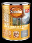 Sadolin Extra lakierobejca 0,75L SZARY JASNY drewna