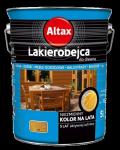 Altax Lakierobejca Drewna 5L DĄB niebieska