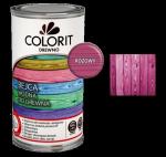 Colorit Bejca Wodna Do Drewna 0,5L RÓŻOWY 500ml do