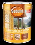 Sadolin Extra lakierobejca 10L MERBAU 40 drewna