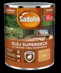 Sadolin Superdeck olej 0,75L DĄB tarasów drewna do