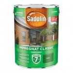 Sadolin Classic impregnat 4,5L AKACJA 52 drewna clasic