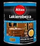 Altax Lakierobejca Drewna 0,75L ORZECH niebieska