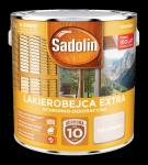 Sadolin Extra lakierobejca 2,5L BIAŁY KREMOWY 99 drewna