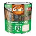 Sadolin Classic impregnat 2,5L BIAŁY KREMOWY 99 drewna clasic