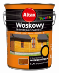 Altax Woskowy Lakierobejca 5L TIK TEK TEAK drewna