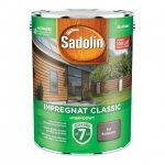 Sadolin Classic impregnat 4,5L DĄB RUSTYKALNY drewna clasic