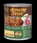 Drewnochron 2w1 Lakierobejca NATURALNY 10L drewna do