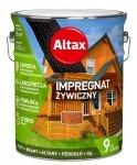Altax Impregnat 4,5L TIK Żywiczny Drewna Szybkoschnący