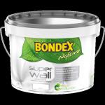 Bondex Super Wall Dyroton 6 2,5L BIAŁY Biała farba nature
