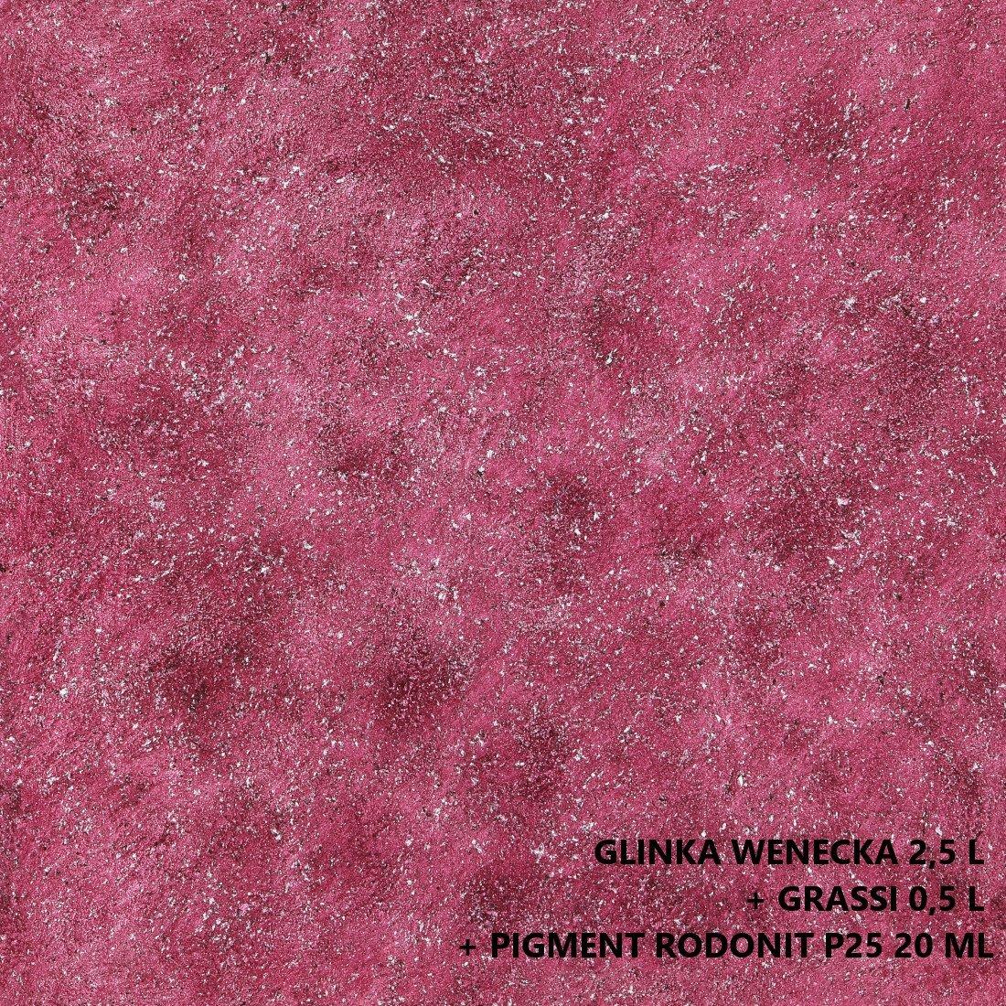 Grassi Magnat Style Dekoracyjna Farba Strukturalna 05l