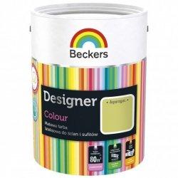 Beckers 2,5L ASPARAGUS Designer Colour farba lateksowa
