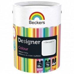 Beckers 5L SILVER PEARL Designer Colour farba lateksowa