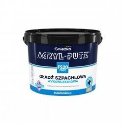 Acryl-Putz Gładź Szpachlowa FS20 8kg gotowa Finish