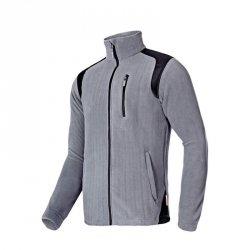 LAHTI PRO Bluza robocza ochronna XL polar wzmocniony szary