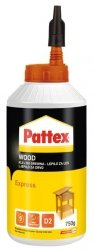 Pattex Express klej do drewna 750g