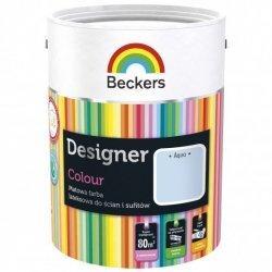 Beckers 2,5L AQUA Designer Colour farba lateksowa