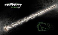 Wiertło 14x210 do betonu SDS PLUS + STALCO PERFECT POWERMAX