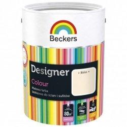 Beckers 2,5L MELON Designer Colour farba lateksowa