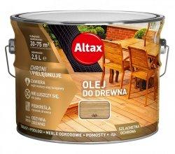 Altax olej do drewna 5L DĄB tarasów