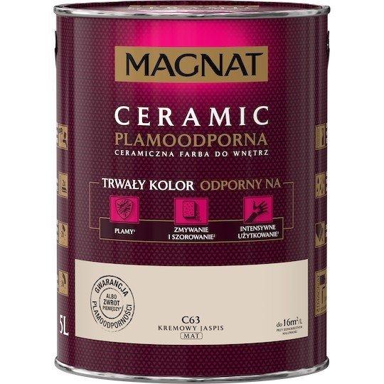 MAGNAT Ceramic 5L C63 Kremowy Jaspis