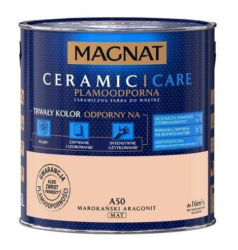 MAGNAT Ceramic Care 2,5L A50 Marokański Aragonit