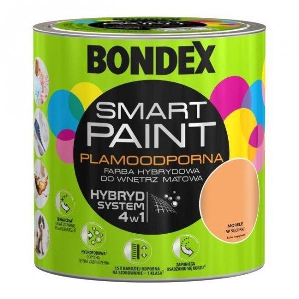 Bondex Smart Paint 2,5L MORELE W SŁOIKU