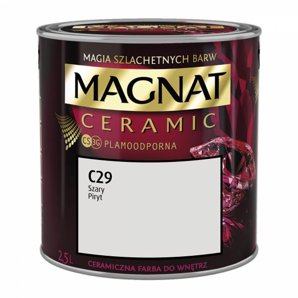 MAGNAT Ceramic 2,5L C29 Szary Piryt