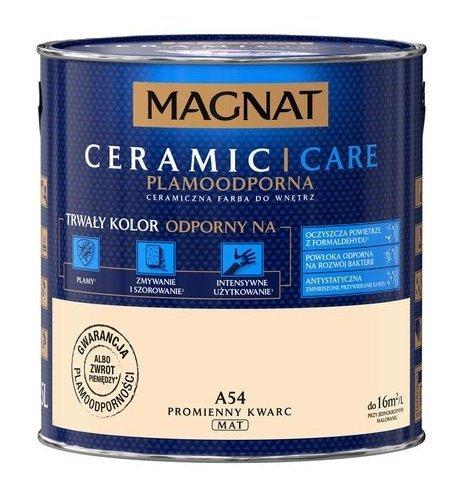 MAGNAT Ceramic Care 2,5L A54 Promienny Kwarc