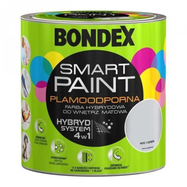 Bondex Smart Paint 2,5L NOC I DZIEŃ