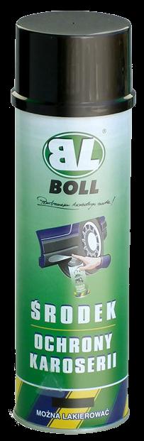 BOLL Baranek Spray Środek konserwacji CZARNY 0,5L ochrony karoserii do