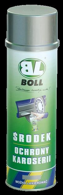 BOLL Baranek Spray Środek konserwacji SZARY 0,5L ochrony karoserii do