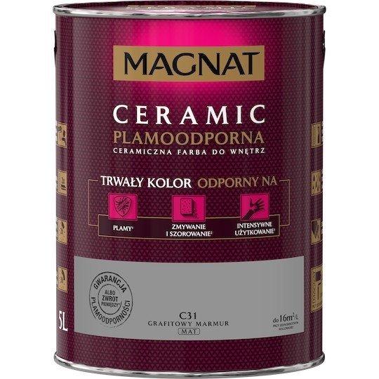 MAGNAT Ceramic 5L C31 Grafitowy Marmur