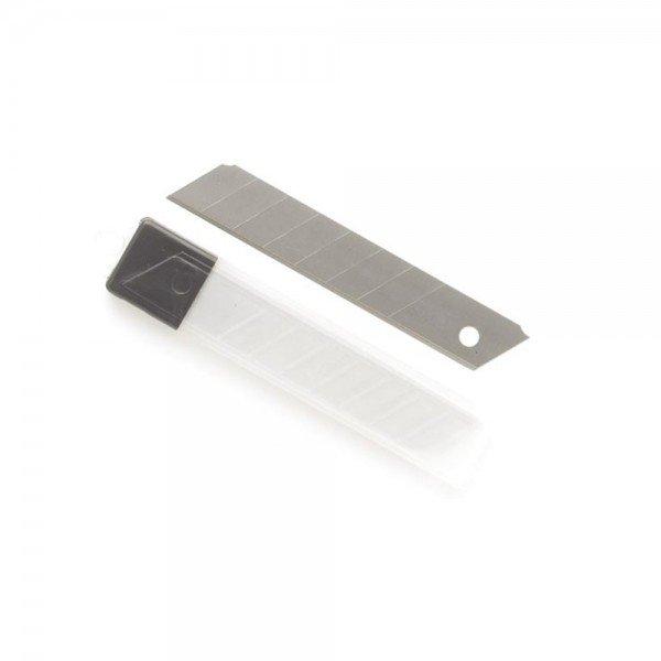 Ostrza łamane do nożyków 18mm 10szt. nóż nożyk tapet