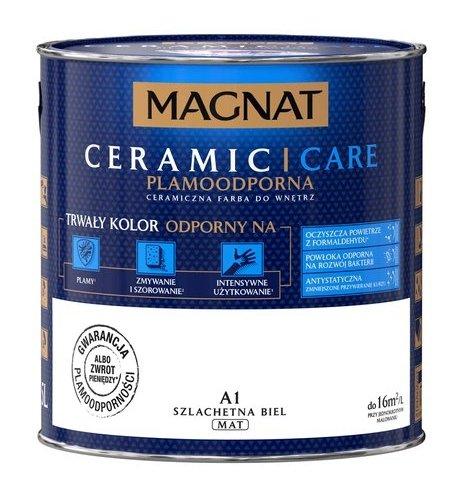 MAGNAT Ceramic Care 2,5L A1 Szlachetna Biel