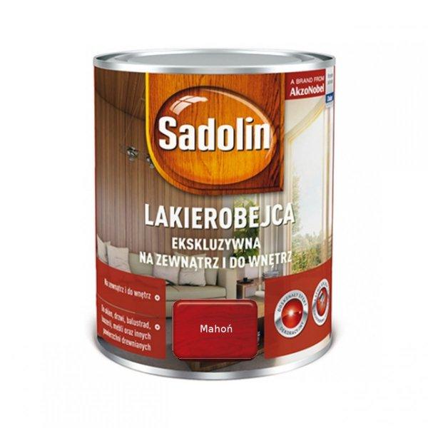 Sadolin Ekskluzywna lakierobejca 0,75L MAHOŃ drewna