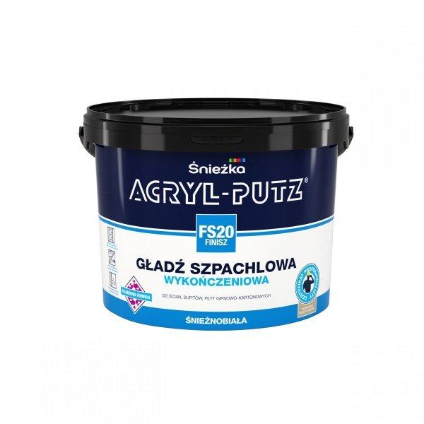 Acryl-Putz Gładź szpachlowa FS20  8kg gotowa