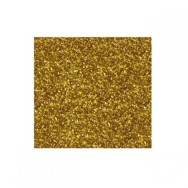Brokat Złoty Złoto 0,3mm  20g do farb, tynków a8