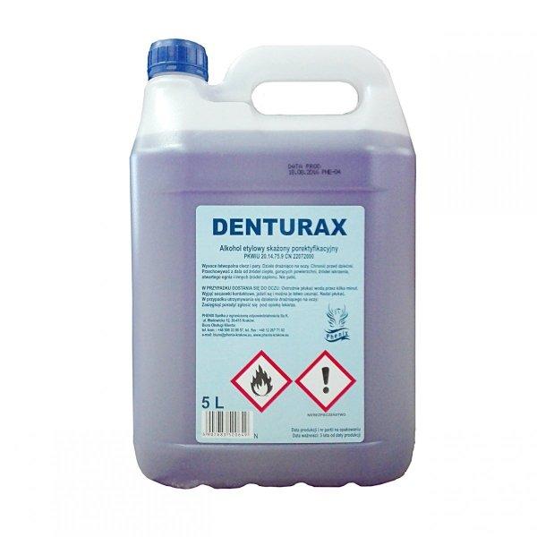 Denaturax 5L denaturat fioletowy mocny a7