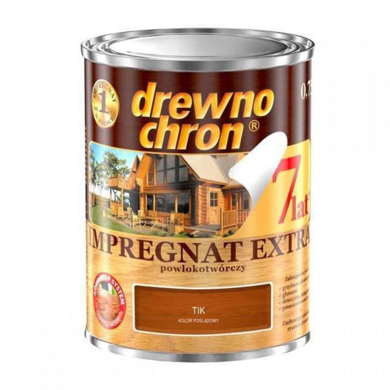 Drewnochron TIK 0,75L Impregnat Extra drewna do