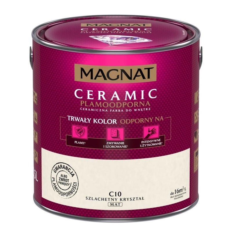 MAGNAT Ceramic 2,5L C10 Szlachetny Kryształ