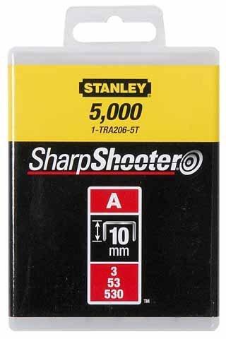 STANLEY Zszywki typ A 10mm 1000szt.1-TRA206T