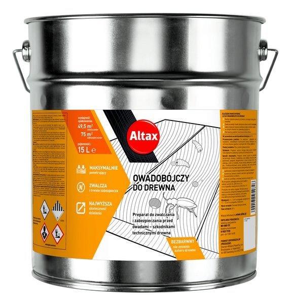 Altax Hylotox 15L owadobójczy preparat środek