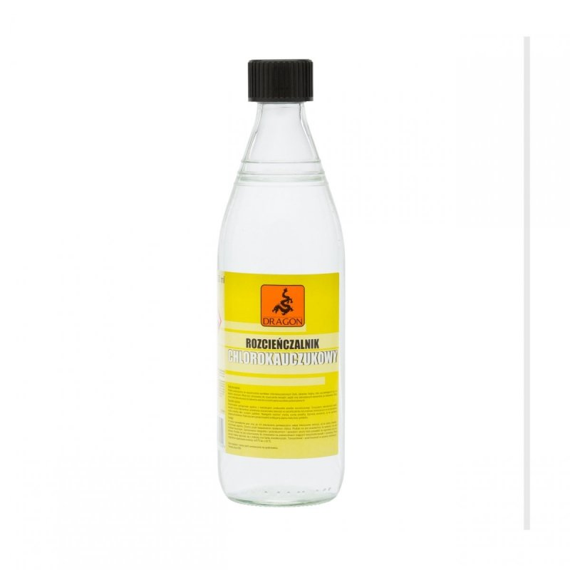 Rozpuszczalnik chlorokauczukowy 0,5L Dragon rozcieńczalnik